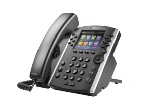 Polycom VVX 400 Media Phone