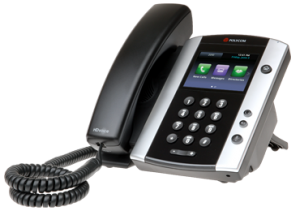 Polycom VVX 500 Media Phone